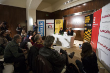 Bille August - Press Conference
