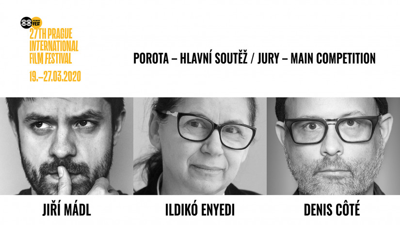 Jury – Main Competition