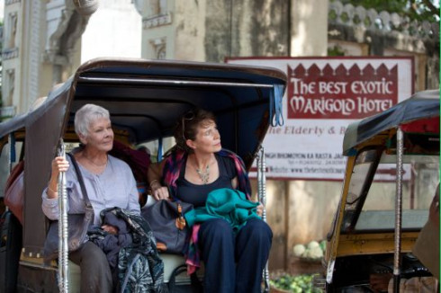 Picture The Best Exotic Marigold Hotel
