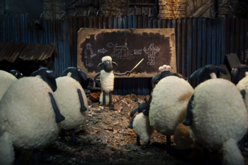 Picture Shaun the Sheep Movie