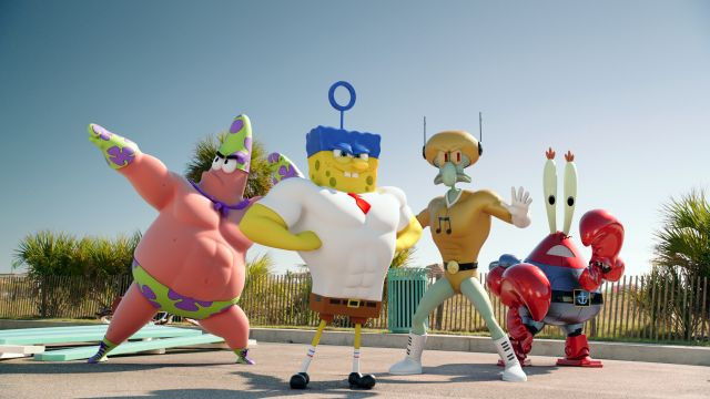 trailer The SpongeBob Movie: Sponge Out of Water