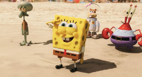 Picture The SpongeBob Movie: Sponge Out of Water
