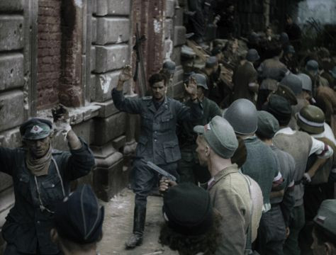 Picture Warsaw Uprising