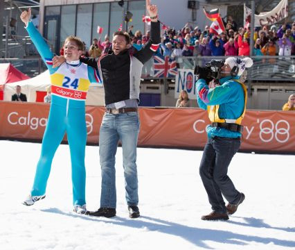 Picture Eddie the Eagle