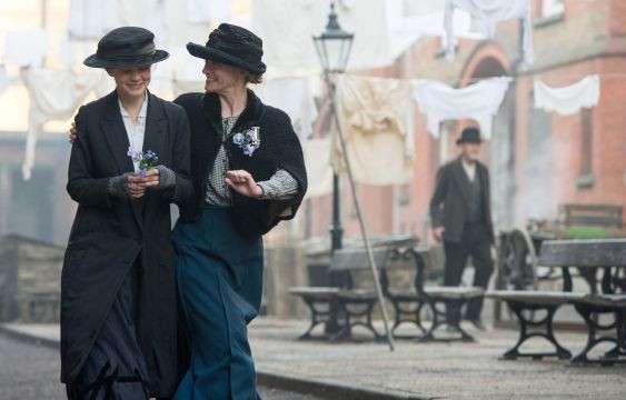 trailer Suffragette