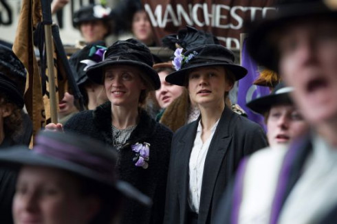 Picture Suffragette