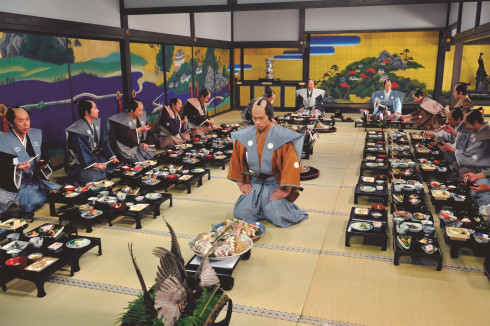 Picture A Tale of Samurai Cooking: A True Love Story