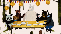 Hungry Bear Tales photo